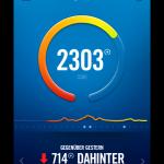 Nike+ | Fuelband SE - Daily summary